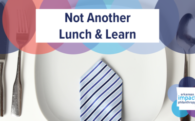 Not Another Lunch and Learn