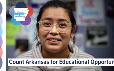 Count Arkansas for Educational Opportunity